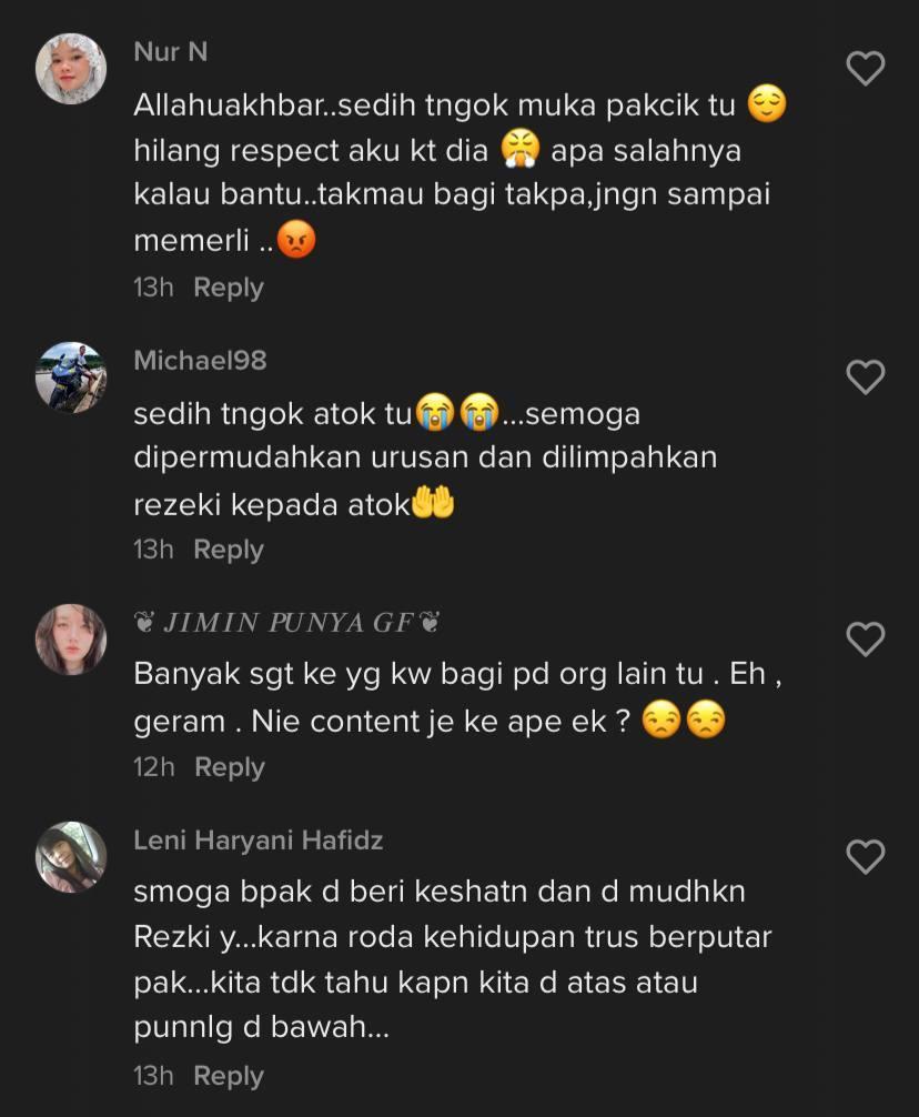 'Berniaga Bukannya Mengemis'- Tindakan Baim Wong Marah Pak Cik Tua Raih Pelbagai Reaksi Netizen 2