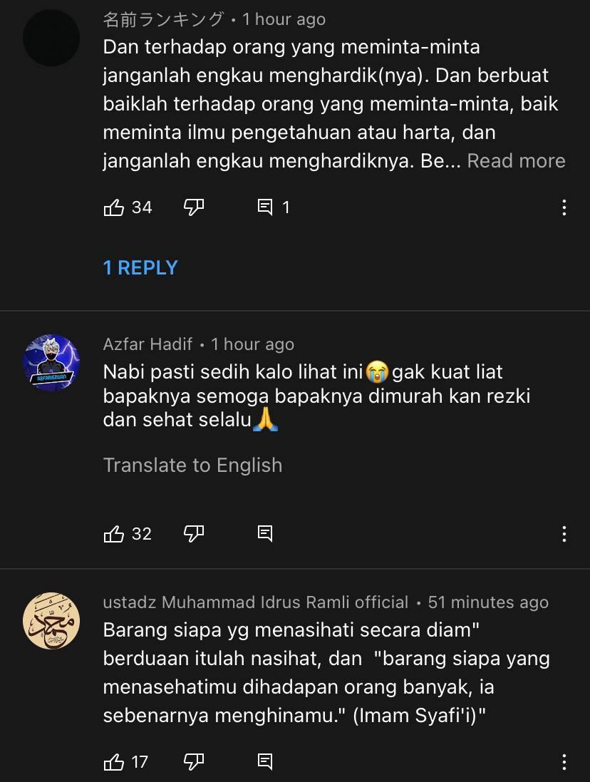 'Berniaga Bukannya Mengemis'- Tindakan Baim Wong Marah Pak Cik Tua Raih Pelbagai Reaksi Netizen 8
