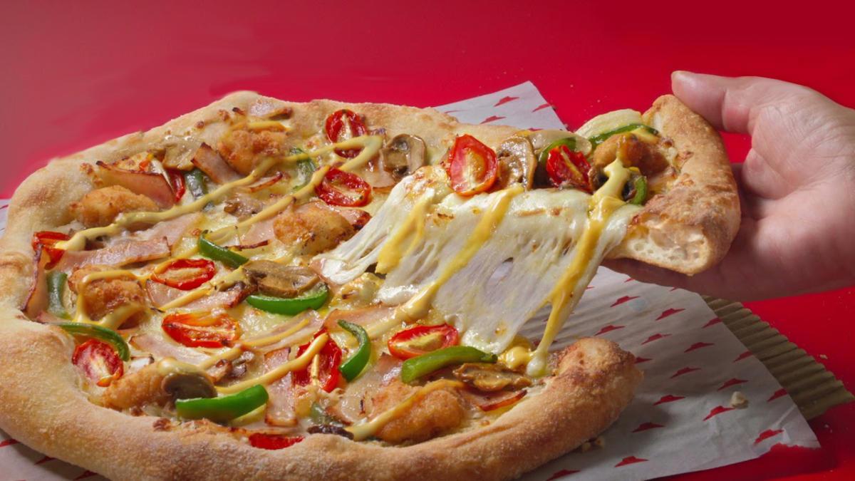 'Tukar' Kupon Tebus Pizza Percuma, Ini Tawaran Hebat Pizza Hut Untuk Anda