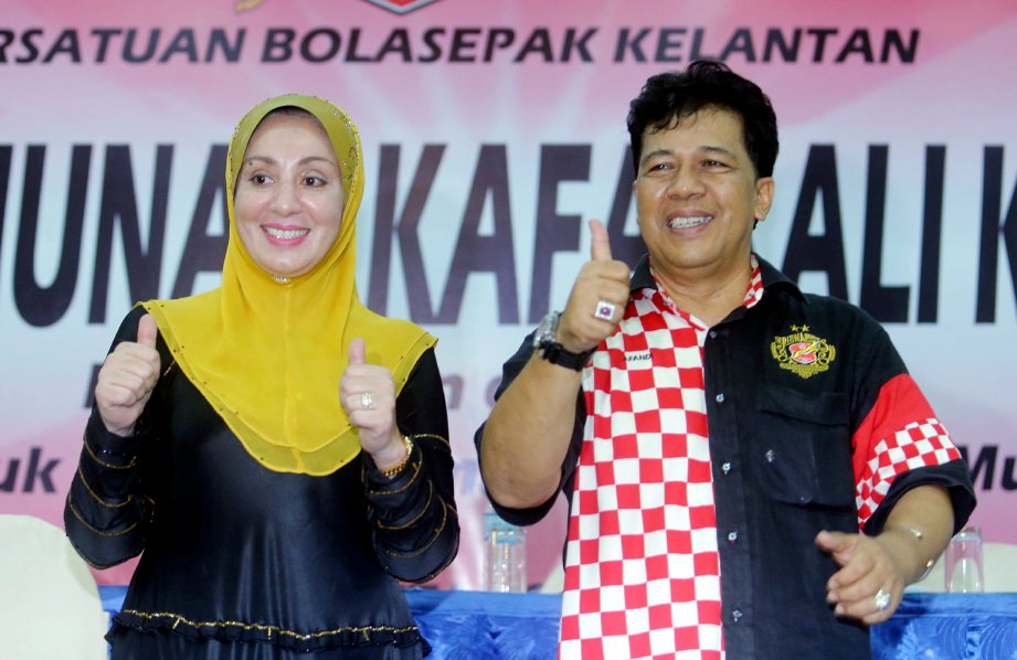 Datuk Seri Afandi Hamzah