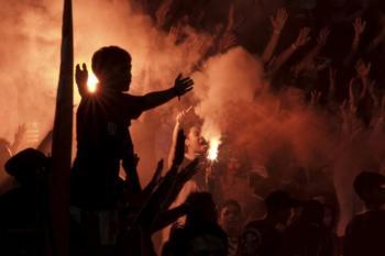 keganasan bola sepak indonesia
