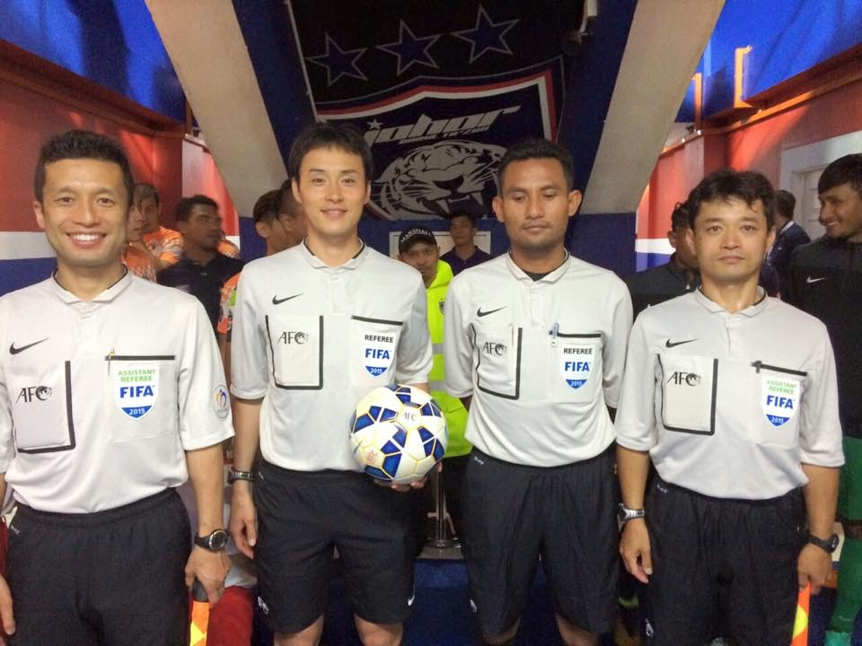 2015 AFC Cup – Johor Darul Ta'zim FC (Malaysia) vs. Balestier Khalsa FC (Singapore) – Kimura (Japon)
