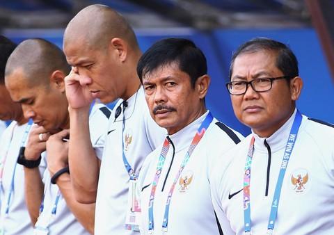 Pelatih Timnas Indonesia U-23, Indra Sjafri. Foto: Zing.vn