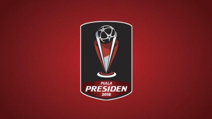 Logo Piala Presiden 2020. (Foto: Wartakota).