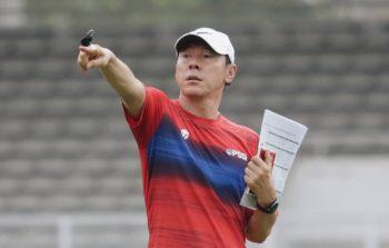 Pelatih Timnas Indonesia, Shin Tae-yong. (Foto: PSSI).