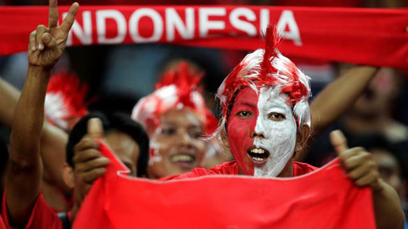 Indonesian-Football-Supporter
